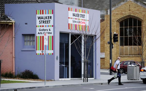 Walker Street Gallery.