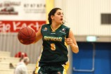 Rachel Antoniadou is one of Dandenong's up-and-coming guards making the most of an extended SEABL opportunity. 137839 Picture: JARROD POTTER