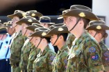 Australian Army Cadets. 144901 Pictures: ROB CAREW
