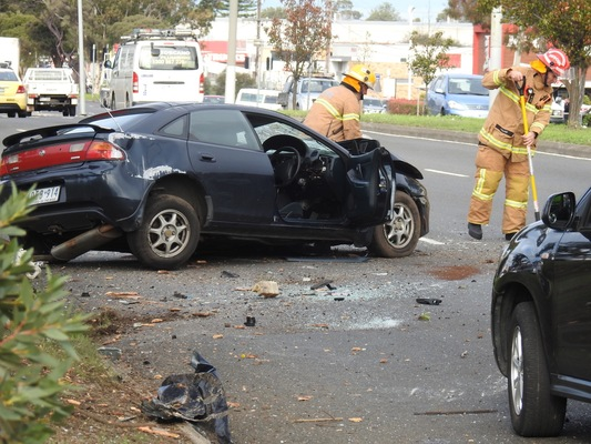 Sunbury Car Crash