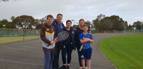 Noble park track and field reserve